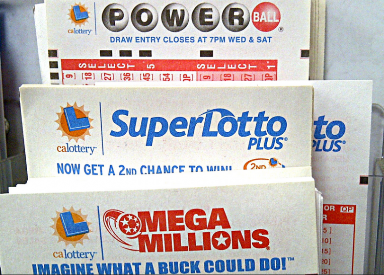 Power ball Super Lotto Mega Millions